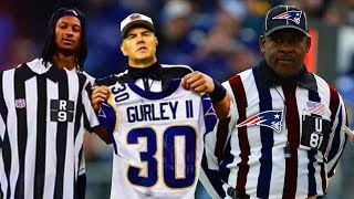 Why Both Of The NFL Conference Championships Were RIGGED