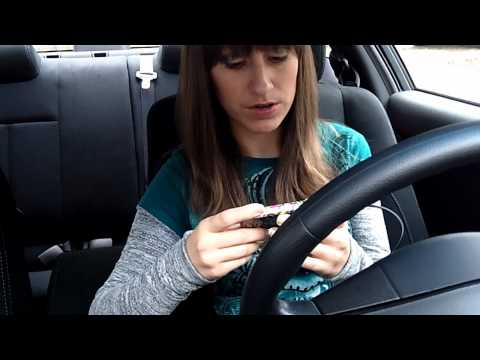 Using Your iPhone/IPod Device with an Auxiliary Cable in Your Car