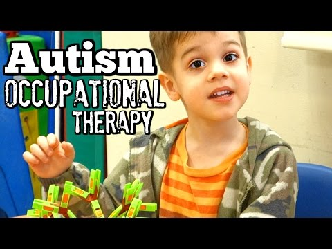 AUTISM - Occupational Therapy for Kids - Best Toys and Games for Autism (Therapist Sessions Part 1)