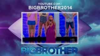 Big Brother AU (2014) - Season 11, Episode 14 - Sep 23 (EVICTION)