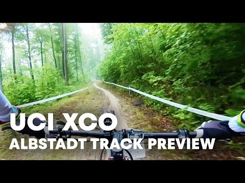 UCI MTB 2018: Cross Country Track Preview in Albstadt, Germany. (FULL COURSE)