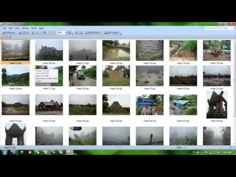 How to make pictures file size smaller