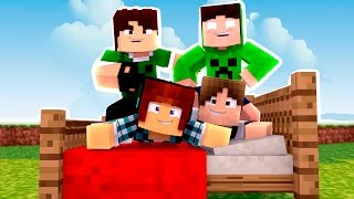 Minecraft: ESPECIAL FAMILIACRAFT !! (Bed Wars)