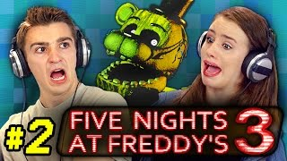 Download FIVE NIGHTS AT FREDDY'S 3 #2 (React: Gaming) Video