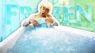 Download EXTREME ICE BATH CHALLENGE! Video