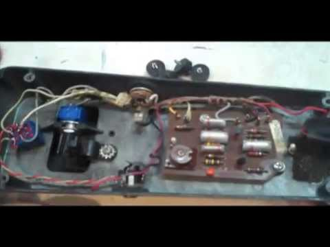 Vintage Thomas Crybaby Wah Chicago Stack of dimes Modified Demo bypass vocal mid boost vox