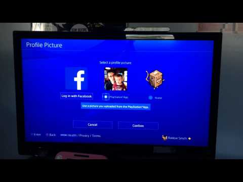 PS4 Profile Real Name Change