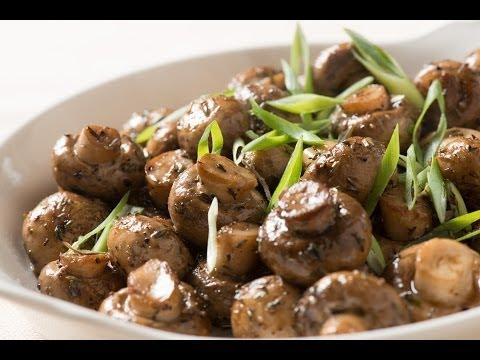 How To Saute And Roast Mushrooms