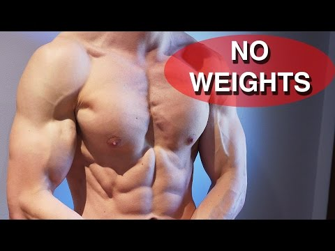 Unusual Exercise for Bigger Chest
