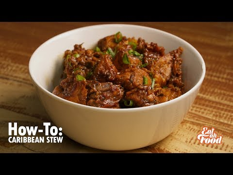 How-To: Caribbean Stew Chicken