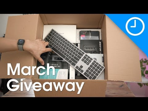 March 2018 Giveaway: Epic Spring Cleaning Edition! [9to5Mac]