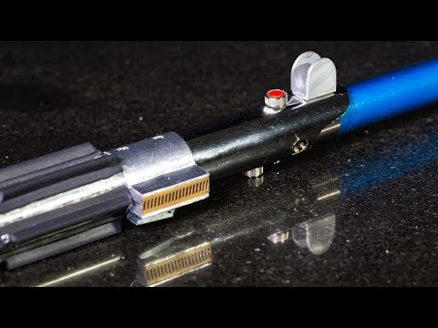 Star Wars: How to Make the Skywalker Lightsaber for $25 - Easy Tutorial Part 2