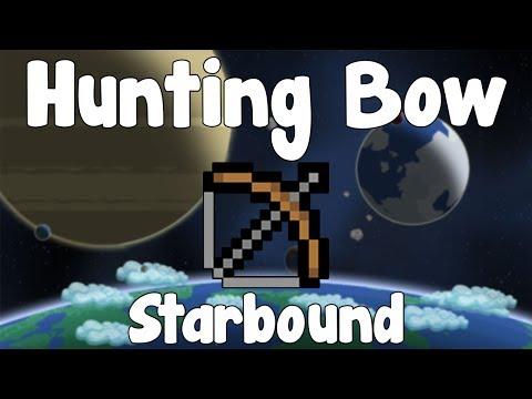 Hunting Bow - Starbound Guide - Gullofdoom - Guide/Tutorial - BETA