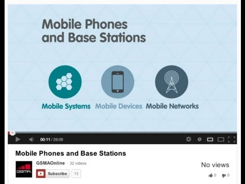 Mobile Phones and Base Stations