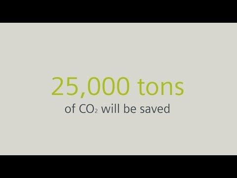 Dubai International (DXB) is becoming greener with Siemens solution