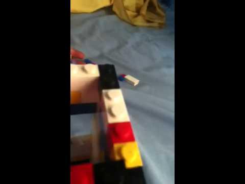 How to make a lego gun ipod case