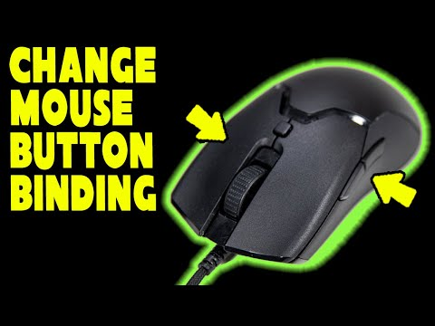 How To Change Razer Mouse Buttons | Synapse Tutorial