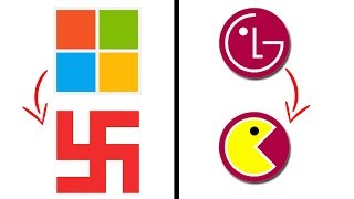 10 HIDDEN IMAGES In Logos You NEVER NOTICED!