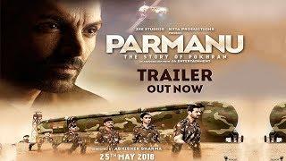 Parmanu Official Trailer ||The Story Of Pokhran  ||John Abraham, Diana Penty, Boman Irani 2018