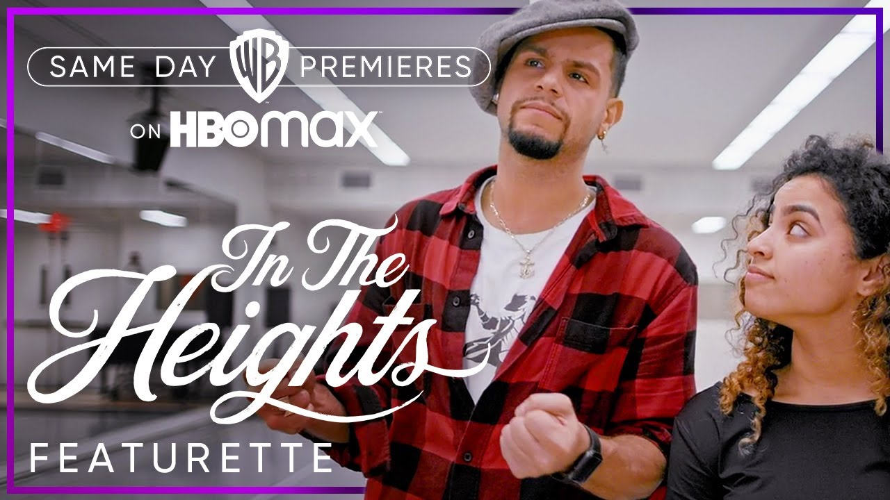 In The Heights | ¡Wepa! The Choreography of In The Heights | HBO Max
