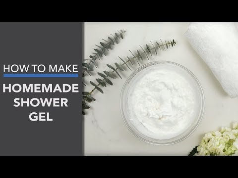 How to Make Shower Gel (All-Natural with Essential Oils)