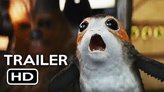 Star Wars: Episode 8: The Last Jedi Official International Trailer #2 (2017) Movie HD