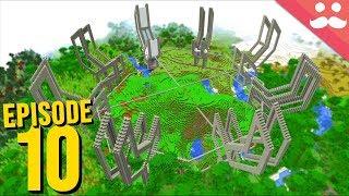 Hermitcraft 7: Episode 10 - MEGA BASE PROGRESS!