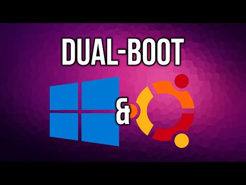 How to Dual-Boot Windows 10 and Ubuntu 18.04 & 16.04!