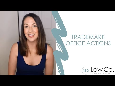 Trademark Office Actions - All Up In Yo' Business