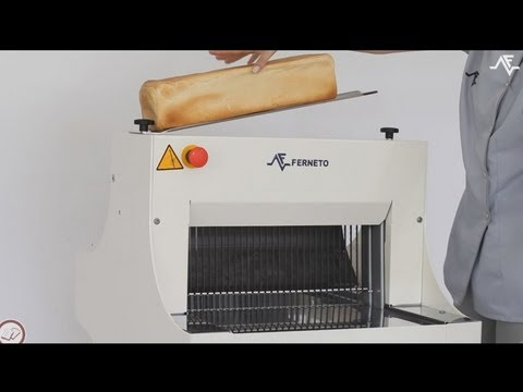 Bread Slicer machine: bakery and pastry industries - CPF