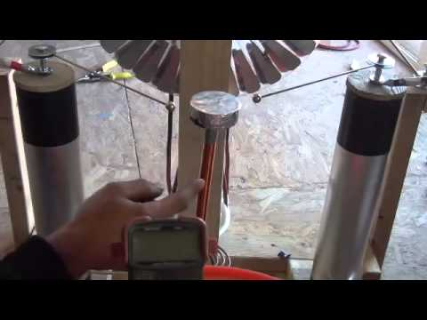 Tesla Coil Generator, Tesla Wireless Power Transfer