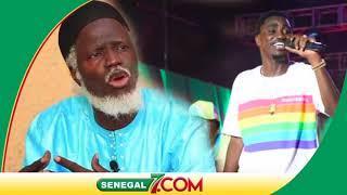 """T-shirt LGBT – Oustaz Alioune Sall Sermonne le fils de Thione """"Yonente Bi Néwon na…"""