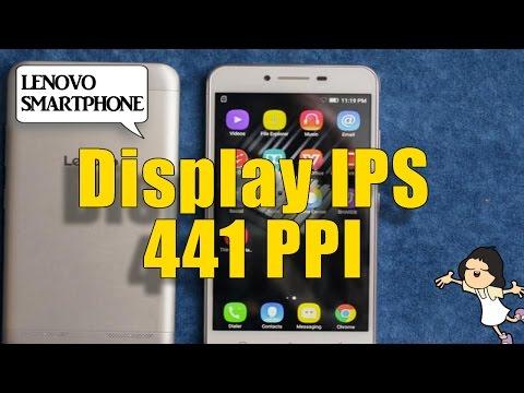 8 Smartphone Lenovo Display IPS tapi Sudah 441 PPI Pixel Density
