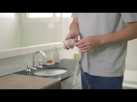 Swift FX Nano nasal mask - cleaning