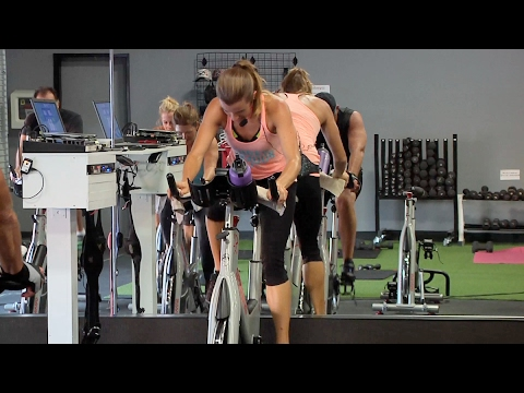 Free Spin® class from Studio SWEAT onDemand! 30 Minute Spin® good for Beginners and Veterans!
