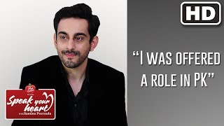 Bilal Khan Talks About Heart Break And Rejections | Speak Your Heart With Samina Peerzada