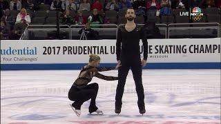 2017 US Nationals - Cain / LeDuc SP NBCSN HD