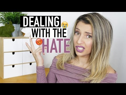 DEALING WITH HATE | HOW I COPE WITH HATERS AND TROLLS