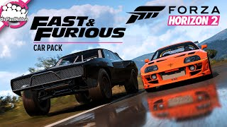 FORZA HORIZON 2 - Fast & Furious Car Pack - Review