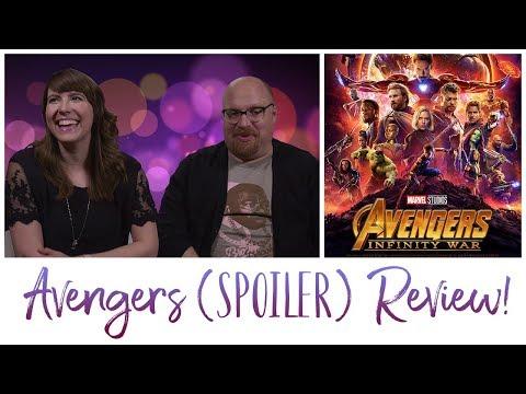 Avengers: Infinity War (SPOILER) Review