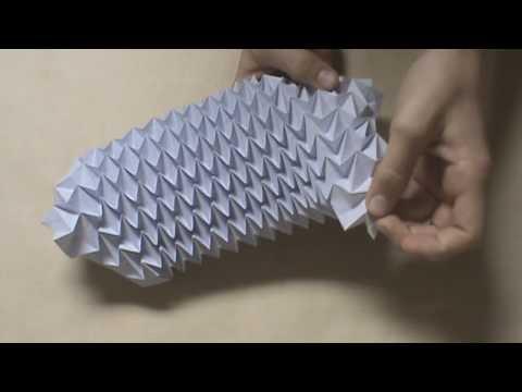 Origami Magic Ball (Kade Chan) - Part 4