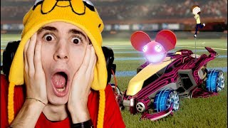 SI VOLAAAAAAAAAAAA - Rocket League