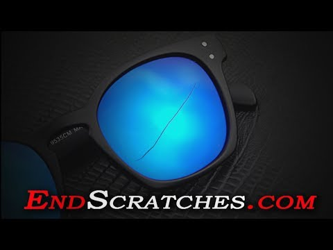 How to end scratches on your Sunglasses!