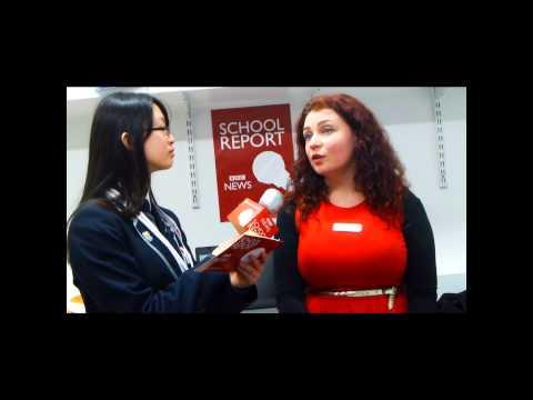 BBC School Report - Dyslexia Friendly School