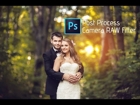 Indian Wedding Photography Post Production - Photo Editing - Effects