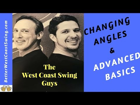 Social Dance West Coast Swing Dance | Angle You Basics To Look Advanced