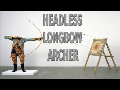 English Longbow at the Victoria and Albert Museum, 200th video!