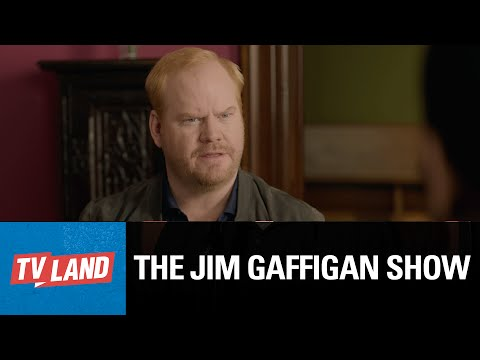 The Jim Gaffigan Show | Jim Discusses Game of Thrones with a Priest | TV Land