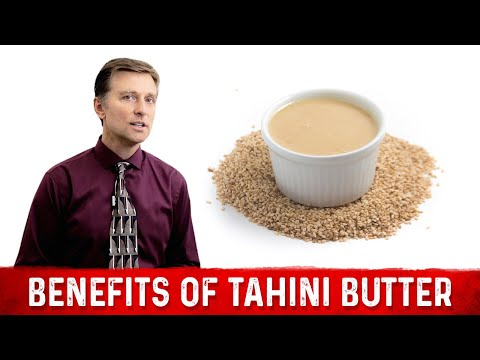 Unique Health Benefits of Tahini Butter