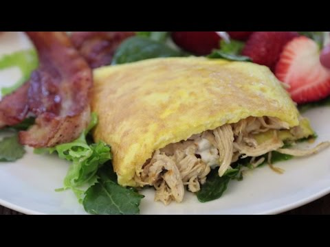 How to Make a Turkey-Filled Omelette | Thanksgiving Leftover Recipes | Allrecipes.com
